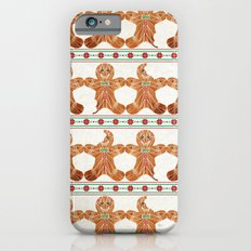 gingerbread man iPhone 6s Slim Case