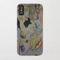 farm iPhone & iPod Cases featuring farm by Dan Feit