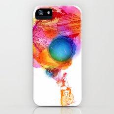 Travel Space iPhone (5, 5s) Slim Case