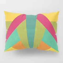 Flashing Lights Pillow Sham