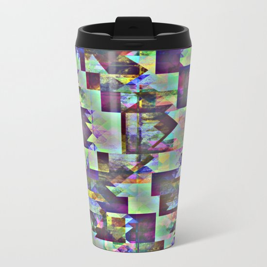 Two:2 Metal Travel Mug