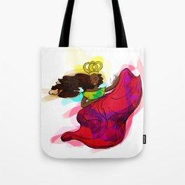 Reina Congo - Congo Queen Tote Bag