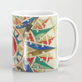 Vintage Compass Rose Diagram (1502) Coffee Mug