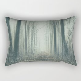 Forest of Mysteries Rectangular Pillow
