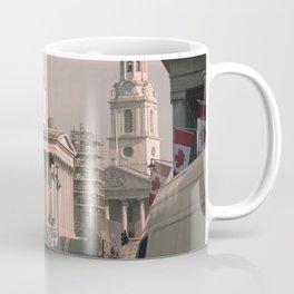 A Morning in Trafalgar Square Coffee Mug
