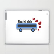 madrid , cielo Laptop & iPad Skin