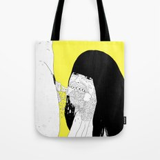 GOOD GIRLS VS RUDE GIRLS Tote Bag
