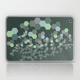 Hexagonal / cool Laptop & iPad Skin