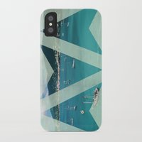 boats iPhone & iPod Cases featuring Boats by Ria*
