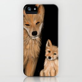 Dingo iPhone Case