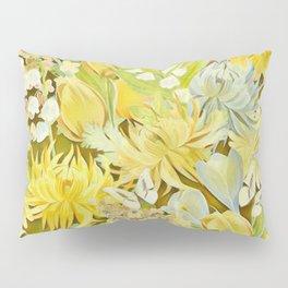 Golds of Summer Pillow Sham