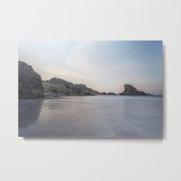 Dawn at Meyers Creek Beach Metal Print