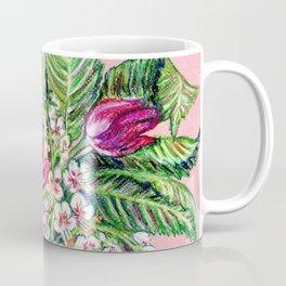 Tulips and aesculus Coffee Mug