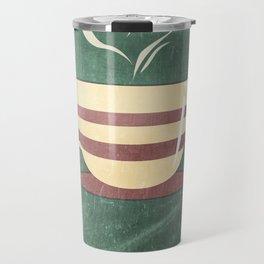 Coffee is love illustration Travel Mug