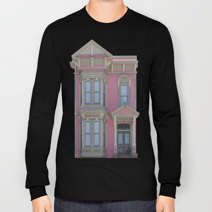 Pink House San Francisco Long Sleeve T-shirt