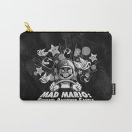 Mad Mario: Beyond Another Castle Carry-All Pouch