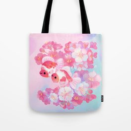 Sakura Ryukin Tote Bag