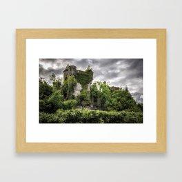 Zauberschloss Framed Art Print
