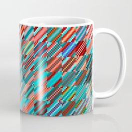 """Sin(Tan(k × n) × sinc(j + i) × a) ["""" _16""""] Coffee Mug"""