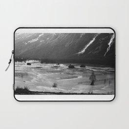 From the 1913 floods in Erdalen, Stryn Laptop Sleeve