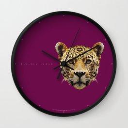 Savanna woman Wall Clock