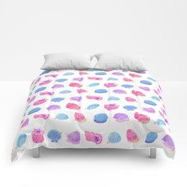sea shell Comforters