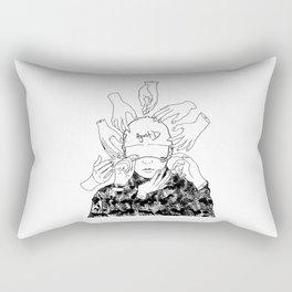 k pop star Rectangular Pillow