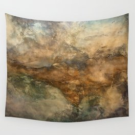 Throes Wall Tapestry