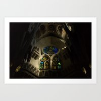 Sagrada Familia #11 Art Print