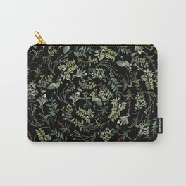 Circular Nature Carry-All Pouch