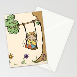 Swing. Stationery Cards