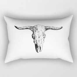 Skull_2 Rectangular Pillow
