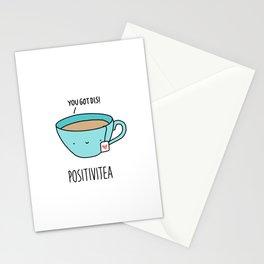 Positivitea Stationery Cards