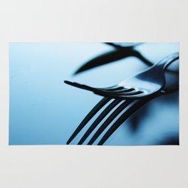 cutlery 2 Rug