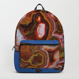 United States Artistic Map - Colorful USA Backpack