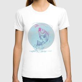 Bass Jumping1 T-shirt