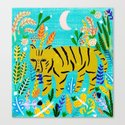 Tiger in the Jungle by artiisan
