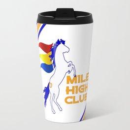Mile High Club Travel Mug