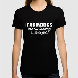 Outstanding Farmdogs T-shirt