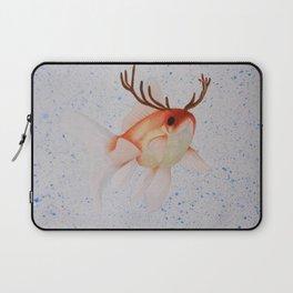 Pez ciervo  Laptop Sleeve