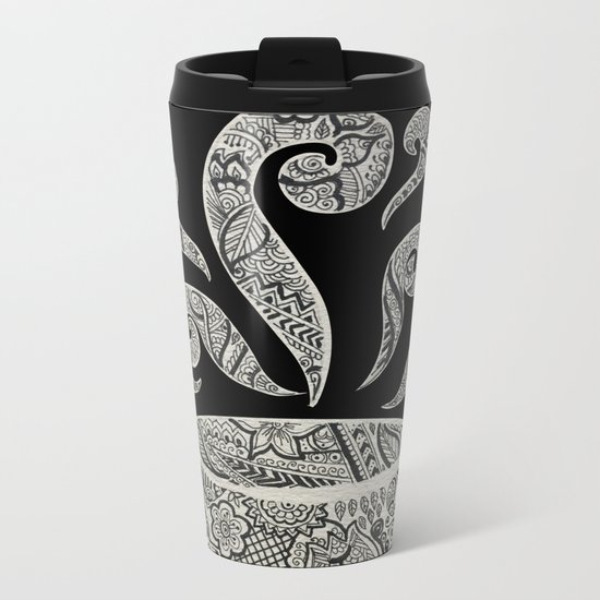 But first, Coffee Metal Travel Mug