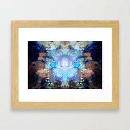 INnerSpacePilgrimage Framed Art Print