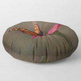Prefect Landing - Monarch Butterfly Floor Pillow
