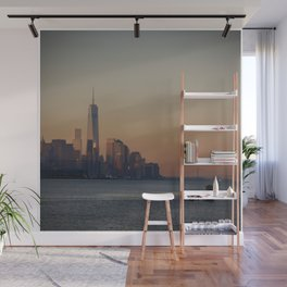 Downtown Sunrise, New York City Wall Mural