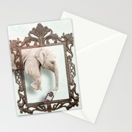 En ese mismo instante - At that moment Stationery Cards
