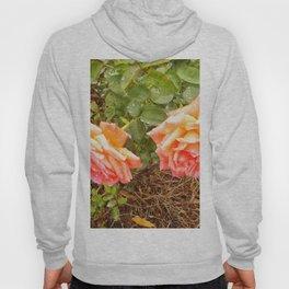 Floral Print 039 Hoody