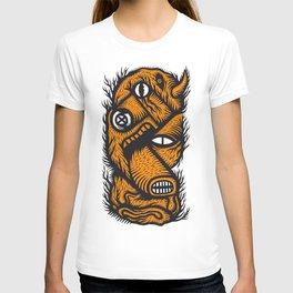 Le mangeur - the print! T-shirt