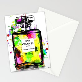 No 19 Colored Stationery Cards