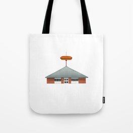 Hot Dog Shoppe - Warren Ohio 100 Tote Bag