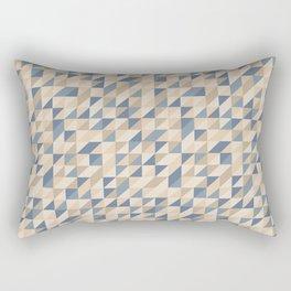 Hashed Rectangular Pillow